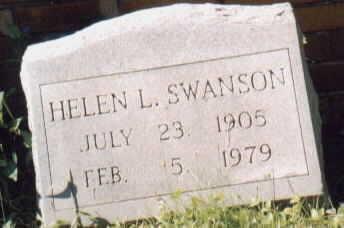 SWANSON, HELEN L - Lee County, Iowa | HELEN L SWANSON
