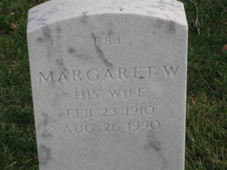 TELLER, MARGARET  W. - Lee County, Iowa | MARGARET  W. TELLER