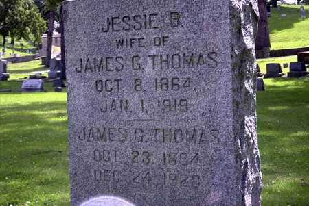 THOMAS, JAMES G. - Lee County, Iowa | JAMES G. THOMAS