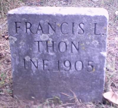 THON, FRANCIS L. - Lee County, Iowa | FRANCIS L. THON