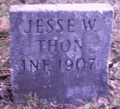 THON, JESSE W. - Lee County, Iowa | JESSE W. THON