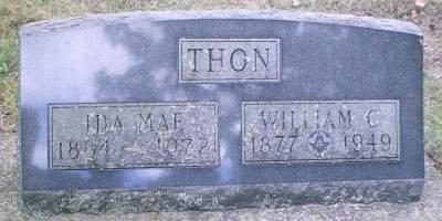 THON, WILLIAM C. - Lee County, Iowa | WILLIAM C. THON