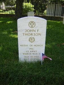 THORSON, JOHN - Lee County, Iowa | JOHN THORSON