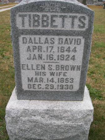 TIBBETTS, ELLEN S. - Lee County, Iowa | ELLEN S. TIBBETTS