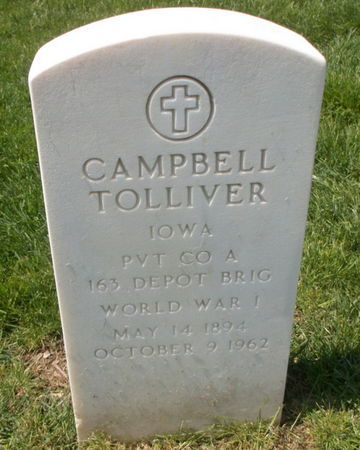 TOLLIVER, CAMPBELL - Lee County, Iowa | CAMPBELL TOLLIVER