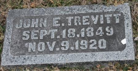 TREVITT, JOHN E. - Lee County, Iowa | JOHN E. TREVITT
