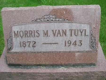 VAN TUYL, MORRIS M. - Lee County, Iowa   MORRIS M. VAN TUYL