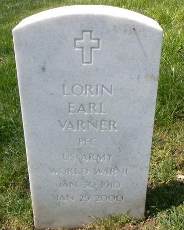 VARNER, LORIN EARL - Lee County, Iowa   LORIN EARL VARNER