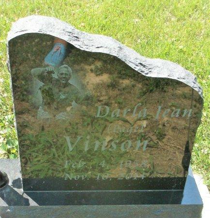 PAGE VINSON, DARLA JEAN - Lee County, Iowa | DARLA JEAN PAGE VINSON