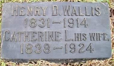WALLIS, CATHERINE L. - Lee County, Iowa   CATHERINE L. WALLIS