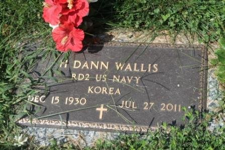 WALLIS, H. DANN - Lee County, Iowa | H. DANN WALLIS
