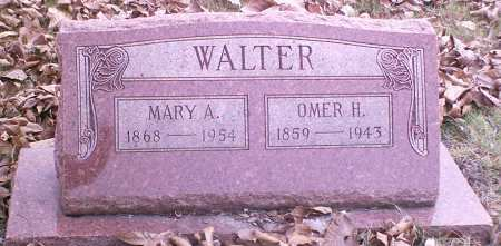 WALTER, MARY A. - Lee County, Iowa | MARY A. WALTER