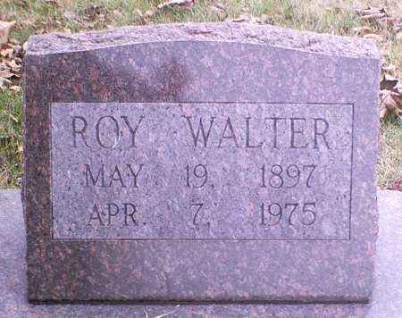 WALTER, ROY - Lee County, Iowa | ROY WALTER
