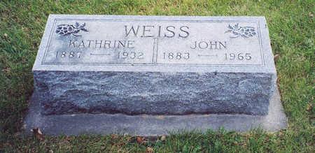 KROLL WEISS, KATHRINE - Lee County, Iowa | KATHRINE KROLL WEISS