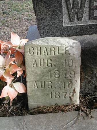 WELLS?, CHARLES - Lee County, Iowa | CHARLES WELLS?
