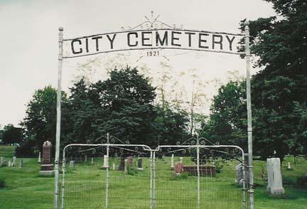WEST POINT CITY, CEMETERY - Lee County, Iowa | CEMETERY WEST POINT CITY
