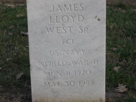 WEST,  SR., JAMES  LLOYD - Lee County, Iowa | JAMES  LLOYD WEST,  SR.
