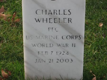 WHEELER, CHARLES - Lee County, Iowa   CHARLES WHEELER
