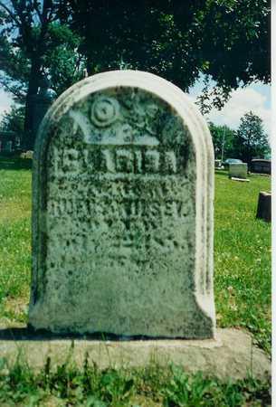 GILBERT WILSEY, CLARISSA - Lee County, Iowa | CLARISSA GILBERT WILSEY