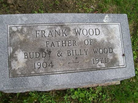 WOOD, FRANK - Lee County, Iowa   FRANK WOOD