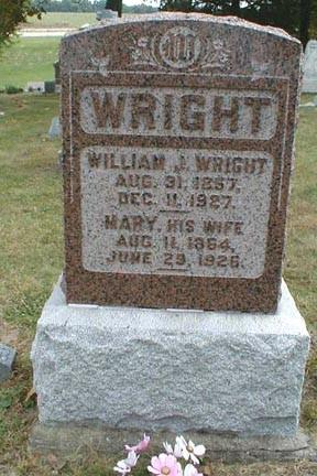 WRIGHT, MARY - Lee County, Iowa | MARY WRIGHT