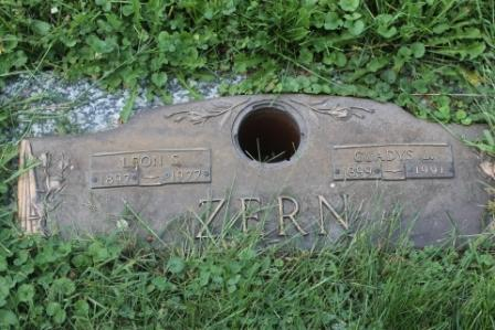 ZERN, LEON S. - Lee County, Iowa | LEON S. ZERN