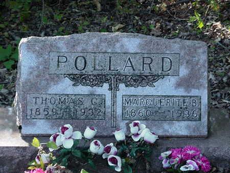 POLLARD, THOMAS - Lee County, Iowa | THOMAS POLLARD