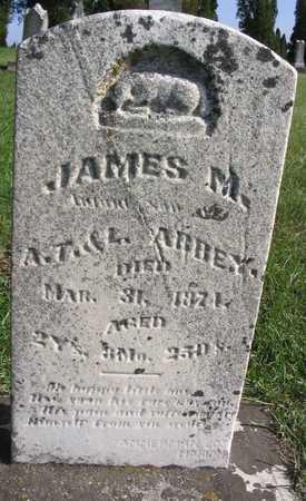 ABBEY, JAMES M. - Linn County, Iowa | JAMES M. ABBEY