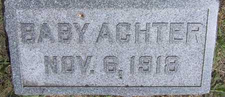 ACHTER, BABY - Linn County, Iowa | BABY ACHTER