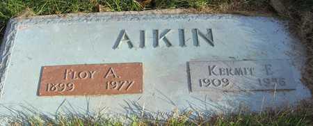 AIKIN, KERMIT F. - Linn County, Iowa | KERMIT F. AIKIN