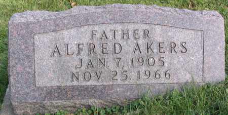 AKERS, ALFRED - Linn County, Iowa | ALFRED AKERS
