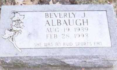 ALBAUGH, BEVERLY - Linn County, Iowa | BEVERLY ALBAUGH