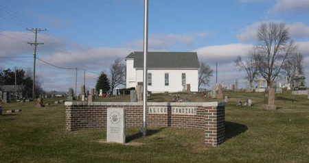 ALICE, CEMETERY - Linn County, Iowa   CEMETERY ALICE