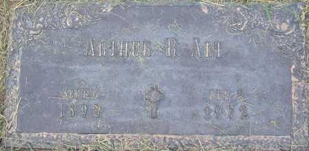 ALT, ARTHUR R - Linn County, Iowa | ARTHUR R ALT