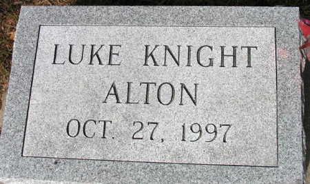 ALTON, LUKE WRIGHT - Linn County, Iowa | LUKE WRIGHT ALTON