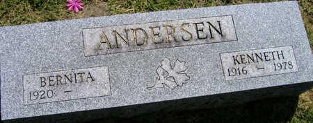 ANDERSEN, KENNETH - Linn County, Iowa | KENNETH ANDERSEN