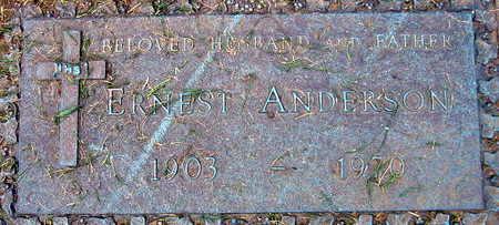 ANDERSON, ERNEST - Linn County, Iowa | ERNEST ANDERSON