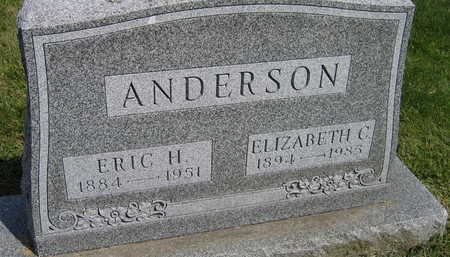 ANDERSON, ERIC H. - Linn County, Iowa | ERIC H. ANDERSON