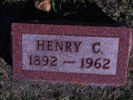 ANDERSON, HENRY C. - Linn County, Iowa | HENRY C. ANDERSON