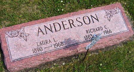 ANDERSON, LAURA L. - Linn County, Iowa   LAURA L. ANDERSON