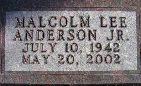 ANDERSON, MALCOLM LEE,JR. - Linn County, Iowa | MALCOLM LEE,JR. ANDERSON