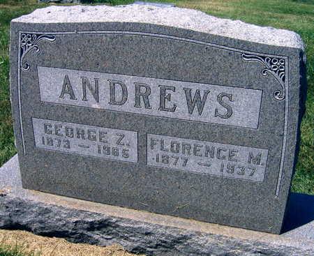 ANDREWS, GEORGE Z. - Linn County, Iowa | GEORGE Z. ANDREWS