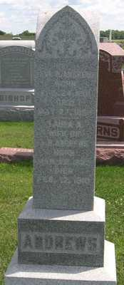 ANDREWS, LAURA A. - Linn County, Iowa | LAURA A. ANDREWS