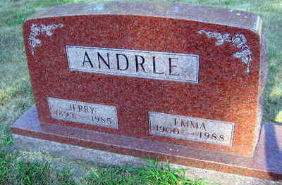 ANDRLE, JERRY - Linn County, Iowa   JERRY ANDRLE