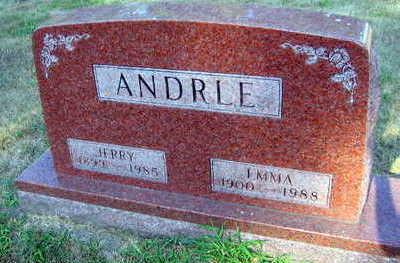 ANDRLE, EMMA - Linn County, Iowa | EMMA ANDRLE