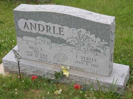 ANDRLE, MILO A.