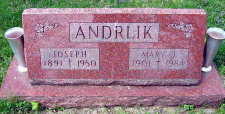 ANDRLIK, MARY J. - Linn County, Iowa | MARY J. ANDRLIK