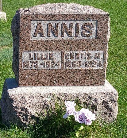 ANNIS, CURTIS M - Linn County, Iowa | CURTIS M ANNIS