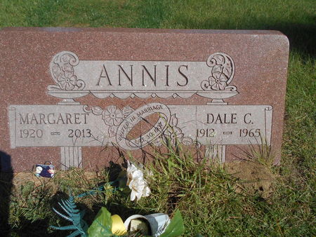 O'CONNOR ANNIS, MARGARET - Linn County, Iowa | MARGARET O'CONNOR ANNIS