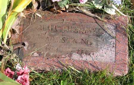 ARMSTRONG, ALMA - Linn County, Iowa | ALMA ARMSTRONG